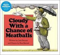 Cloudy with a Chance of Meatballs ( Classic Board Books )
