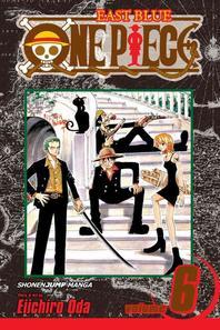 One Piece, Vol. 6, Volume 6