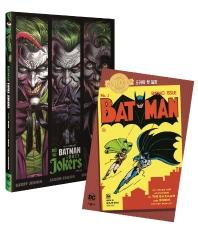 배트맨: 세 명의 조커 + 배트맨 #1 밀레니엄 에디션 세트
