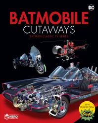 Batmobile Cutaways