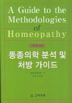 동종의학 분석 및 처방 가이드