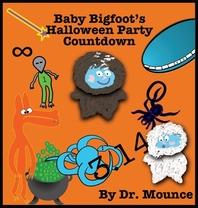 Baby Bigfoot's Halloween Party Countdown