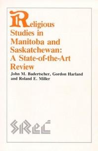 Religious Studies in Manitoba and