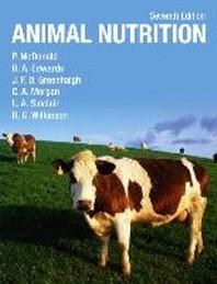 Animal Nutrition. by Peter McDonald ... [Et Al.]
