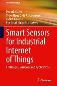 Smart Sensors for Industrial Internet of Things