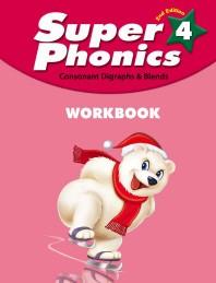 Super Phonics(슈퍼 파닉스). 4(WB)