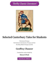 Selected Canterbury Tales for Students