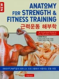 New 근력운동 해부학