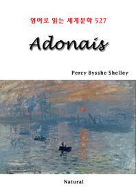 Adonais (영어로 읽는 세계문학 527)