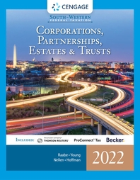 South-Western Federal Taxation 2022