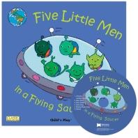 노부영 마더구스 세이펜 Five Little Men in a Flying Saucer