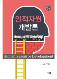 인적자원개발론