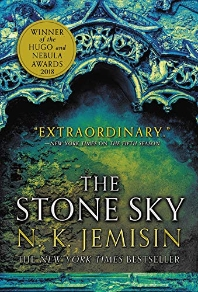 The Stone Sky ( Broken Earth #3 )