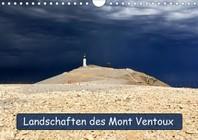 Landschaften des Mont Ventoux (Wandkalender 2021 DIN A4 quer)