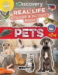Discovery Real Life Sticker and Activity Book