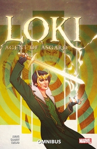Loki: Agent Of Asgard Omnibus Vol. 1