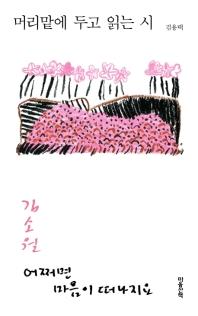 머리맡에 두고 읽는 시: 김소월