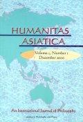 HUMANITAS ASIATICA