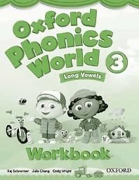 Oxford Phonics World 3 : Work Book