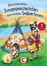 Leseloewen - Das Original: Die schoensten Jungsgeschichten zum ersten Selberlesen