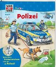 WAS IST WAS Junior Band 9. Polizei