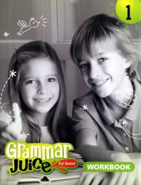 Grammar Juice for Junior. 1: Workbook
