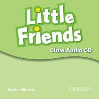 Little Friends : CD
