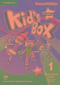 Kid's Box American English Level 1 Interactive DVD (Ntsc) with Teacher's Booklet