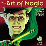 Art of Magic 2018 Wall Calendar