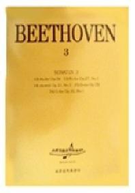 베에토벤 3(소나타 3)