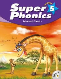Super Phonics(슈퍼 파닉스). 5(SB)