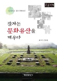 잠자는 문화유산을 깨우다(큰글자책)