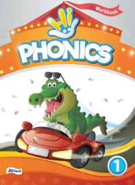 Hi Phonix(하이 파닉스). 1: Workbook
