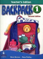 Backpack 1. (Teacher's Edition)
