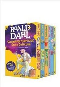 Roald Dahls Scrumdiddlyumptious Story