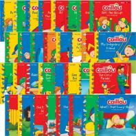까이유(Cailou) 영한 스토리북 32종 세트(B+CD)(세이펜BOOK)
