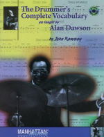 Drummer's Complete Vocabulary As Taught by Alan Dawson