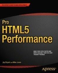 Pro Html5 Performance