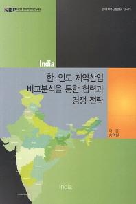 한 인도 제약산업 비교분석을 통한 협력과 경쟁 전략