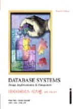 데이터베이스 시스템 4판 (설계 구현 관리) (DATABASE SYSTEMS DESIGN IMPL