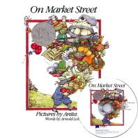 노부영 On Market Street (원서 & CD)