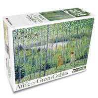 빨강머리 앤 직소퍼즐 2014pcs: 자작나무숲의 녹색바람(인터넷전용상품)