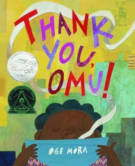 Thank You, Omu!(2019 Caldecott Honor수상작)