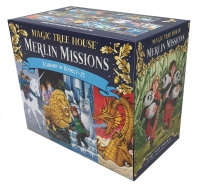 Magic Tree House Merlin Missions. 1-25 Boxed Set