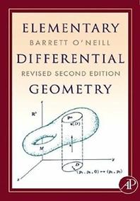 Elementary Differential Geometry. 2/E