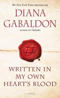 Written in My Own Heart's Blood ( Outlander #8 )
