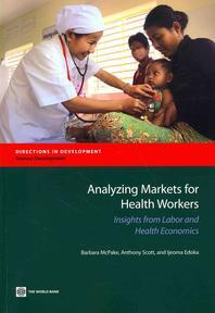 Analyzing Markets for Health Workers