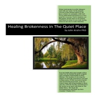 Healing Brokenness in The Quiet Place