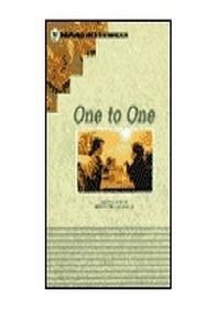 ONE TO ONE(기초성경공부 2)