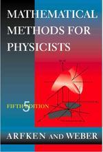 Mathematical Methods for Physicists, 5th